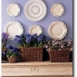 great-collection-of-hanging-plates-on-wall-seen-on-martha-stewart