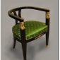 an-empire-style-mahogany-desk-chair-with-gilt-bronze-mounts-french-circa-1900-seen-at-master-art-blog