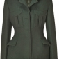 McQ Alexander McQueen Military Green Wool Army Jacket