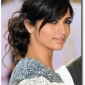 camila-alves-easy-black-updo-with-side-swept-bangs-for-long-hair