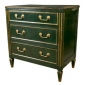French Directoire Style Dark Green Greenwich Living