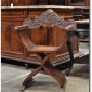 ANTIQUE ITALIAN SAVONROLA ROLA CHAIR Sold through Designs and Styles On Ebay