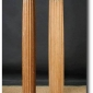 Carved Wood Columns From Live Auctioneers