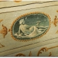 Italian Painted Cabinet Tyler Galleries 3