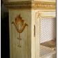 Italian Painted Cabinet Tyler Galleries 5