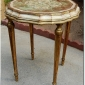 Vintage Gilt Florentine Italian Table Hollywood Regency Shabby Paris Apt. Chic Scottys Cupboard On Ebay