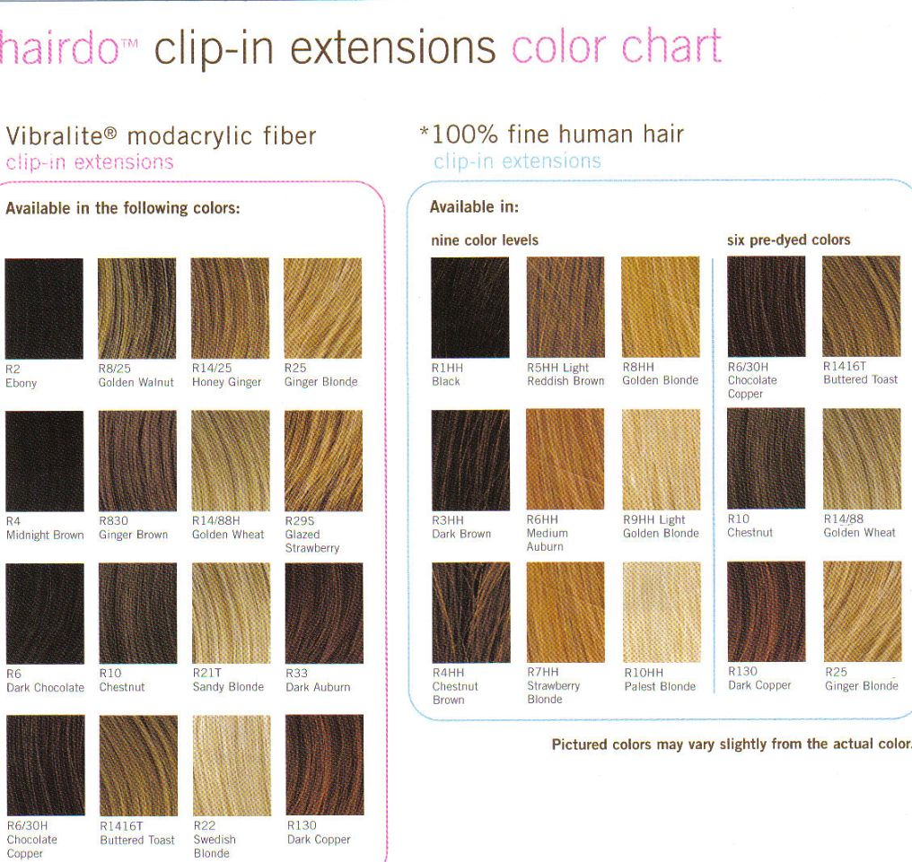 Jessica Simpson Hair Extensions Color Chart Global Brain Soundsfo