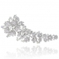 bridal-silver-tone-6-5-inch-flower-leaf-brooch-clear-austrian-crystal