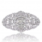 bridal-silver-tone-the-great-gatsby-inspired-buckle-brooch-with-clear-swarovski-elements-crystal