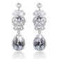 wedding-silver-tone-teardrop-flower-dangle-earrings-clear-cz-austrian-crystal
