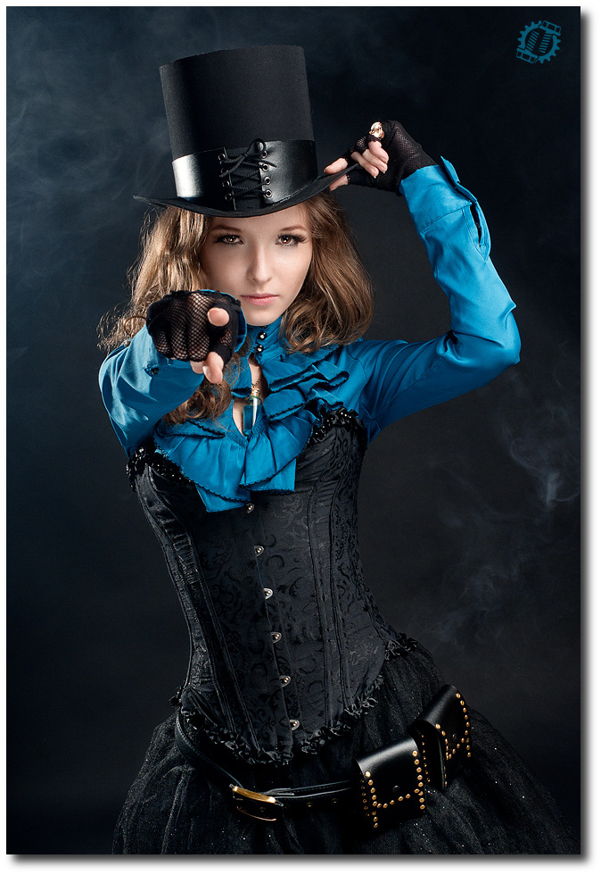 Steampunk Fashion Girls Images