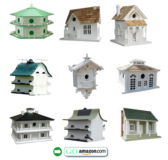 Amazon Birdhouses- Meranda's Picks