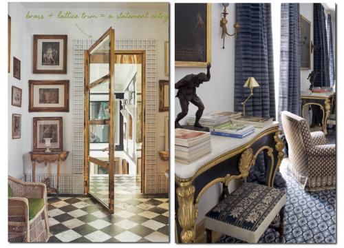Spanish Designer Lorenzo Castillo's Showroom