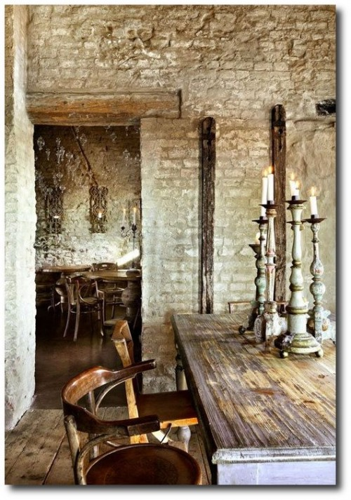 Rustic italian home decor crowdbuild for for Italian home decor