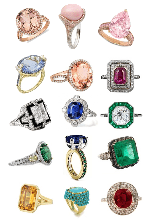 Finding Rings That Complement Your Fingers