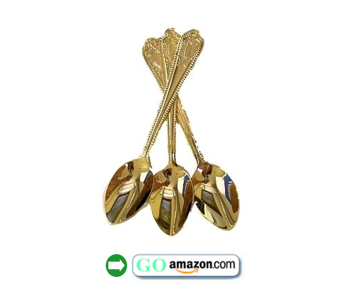 Gold-Tea-Spoons