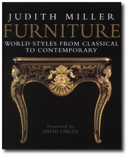 Judith Miller's book Furniture World Styles from Classical to Contemporary