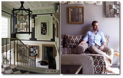 Lorenzo Castillo's Madrid Home