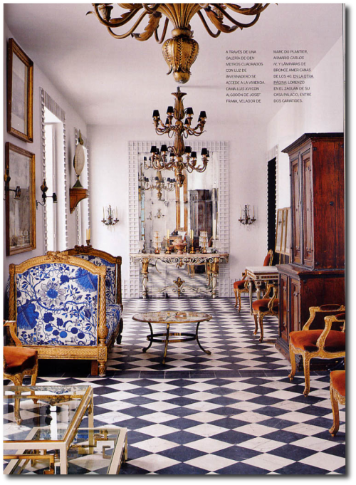 Lorenzo Castillo's Madrid Home - 8 Ways You Can Re-Create Lorenzo Castillo's 17th Century Madrid Home
