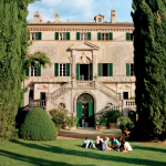 Italian Interiors of Villa Cetinale Tuscany