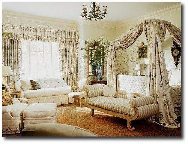 Gustavian Style - Gustavian bedroom furniture