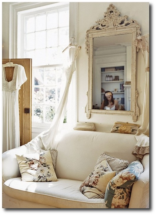 Beautiful Wall Mirrors - From Country Home Magazine