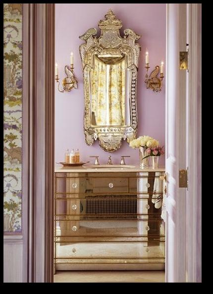 Venetian Styled Mirrors