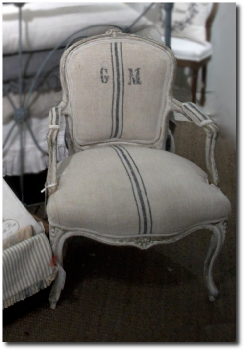 French Chair Stripe