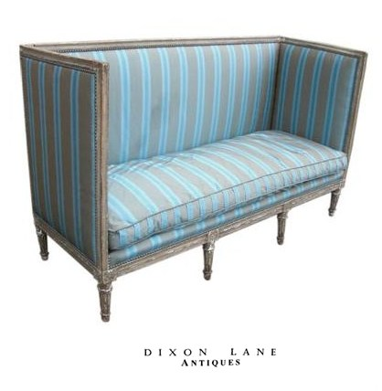 19th century French sofa From Dixon Lane Antiques