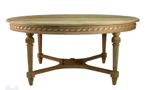 Stunning-Oval-Birch-and-Poplar-Dining-Table-From-St-Simons-Beach-Rentals-Gift-Shop