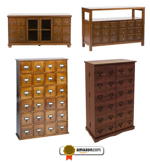 Apothecary Cabinets On Amazon