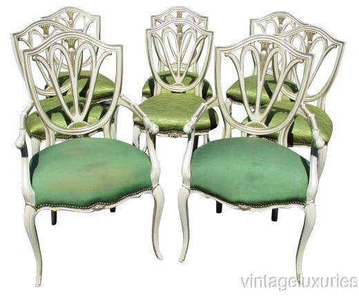 Belle Epoch Swedish Decorated Jansen Dining Room Chairs   Keywords Directoire Style Furniture  Jansen28 Antique Maison Jansen Pieces From Vintage Luxuries In New Jersey. Dining Room Chairs In New Jersey. Home Design Ideas