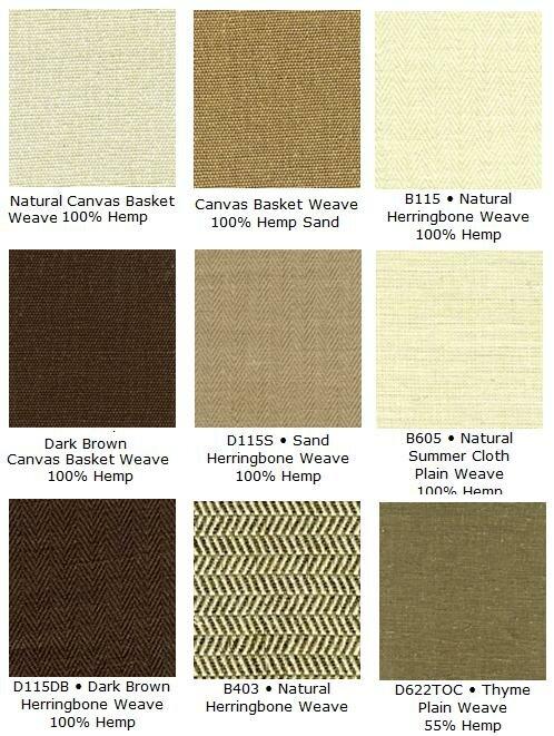Hemp-Fabrics