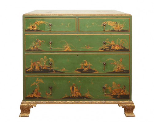 Late-19th-century-Chinoiserie-Chest-of-Drawers-Commode-500x395