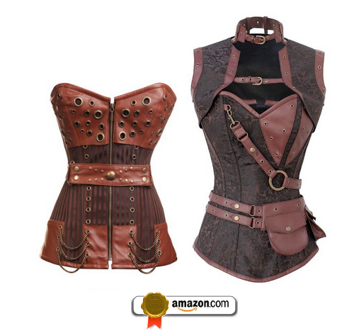 Steampunk On Amazon