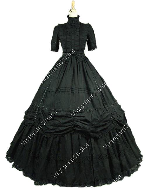 Victorian Steampunk Gown