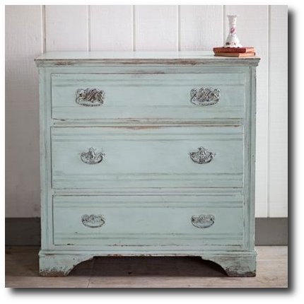 Vintage Blue Bachelor Chest from Rachel Ashwell Shabby Chic Couture, Rachel Ashwell, White Decorating, Shabby Chic Decorating, Distressed Furniture, Cottage Style, Flea Markets
