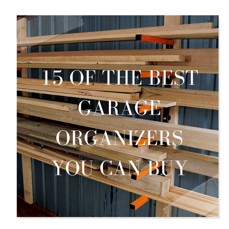 15 of the best garage organizers you can buy for Top garage vitrolles