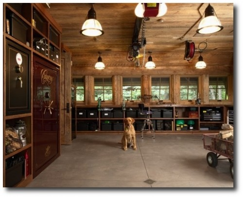 Highcroft Hunting Barn - Murphy Co Design