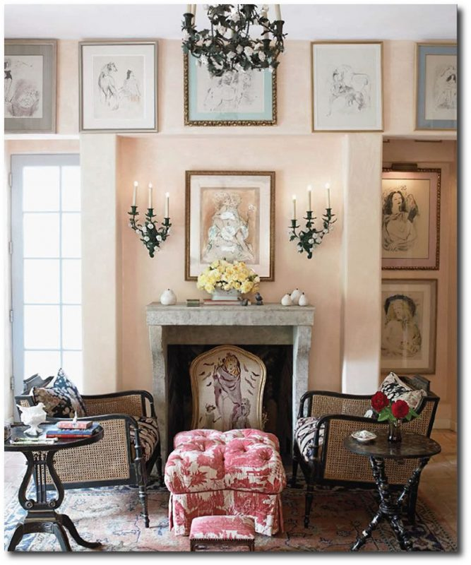 How To Work With Salmon Paint Shades Such As Apricot