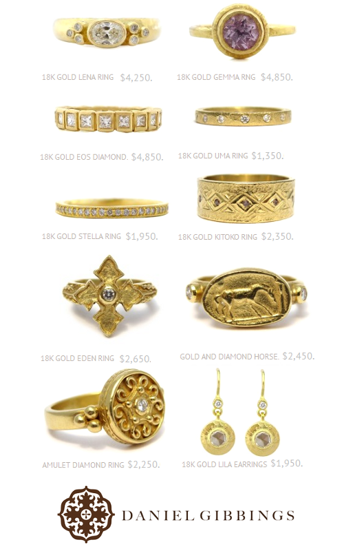 Etruscian Jewelry