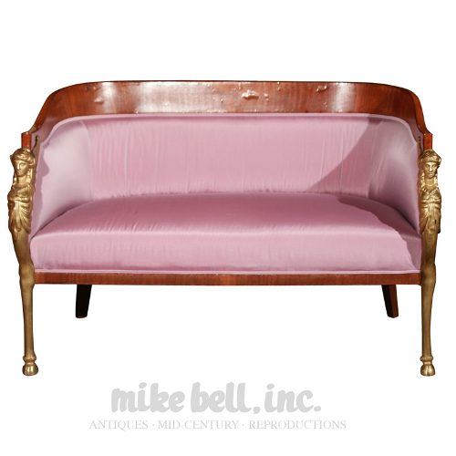 Empire style canape Mike Bell Antiques