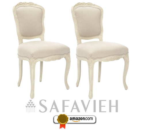 The Best Furniture From Safavieh6 French Chair Upholstery  Simple Fabrics Are Beautiful