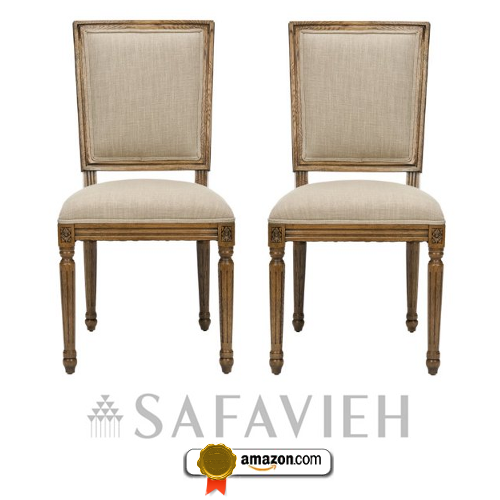 The Best Furniture From Safavieh7 French Chair Upholstery  Simple Fabrics Are Beautiful
