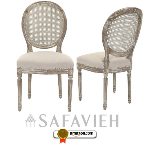 The Best Furniture From Safavieh8 French Chair Upholstery  Simple Fabrics Are Beautiful