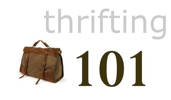 Thrifting101