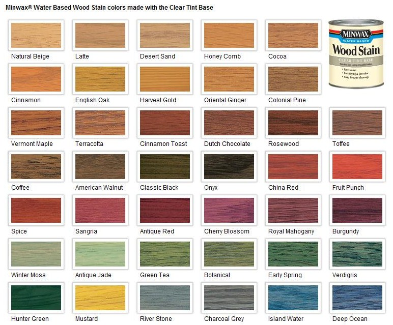 behr wood stain color chart apps directories. Black Bedroom Furniture Sets. Home Design Ideas