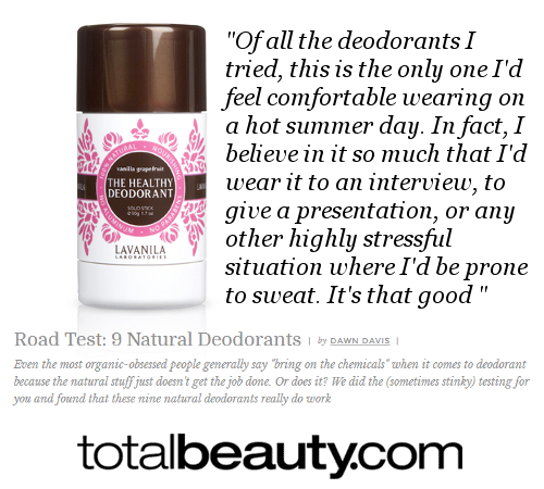 aluminium free deodorants, natural deodorants, best natural deodorants, Best Natural Deodorants