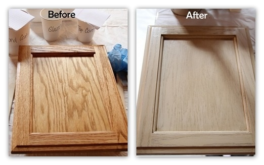 New Kitchen Cabinets For $200 From Cabinet Transformations