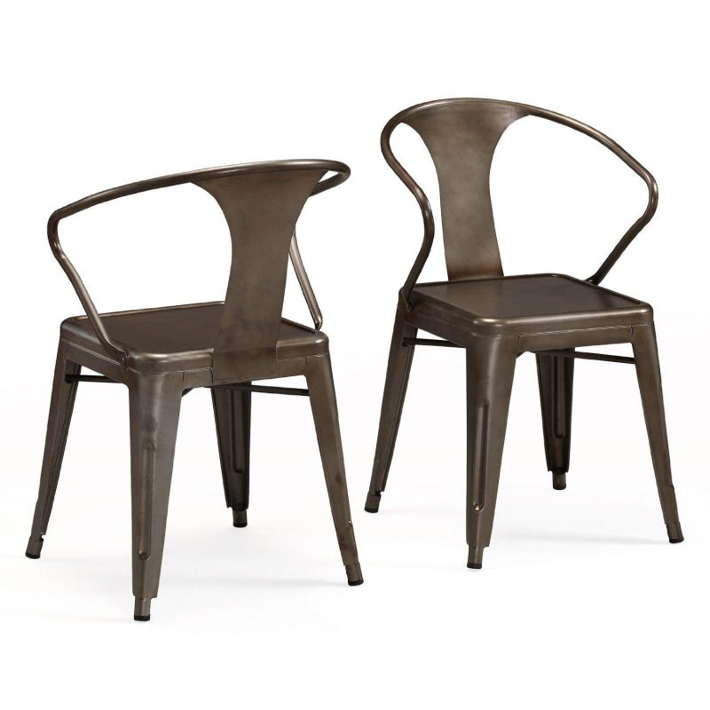 Tabouret Stacking Chair (Set Of 4). $204 On Amazon